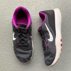 Nike Flex Training Sneakers Size 9 #898479-005